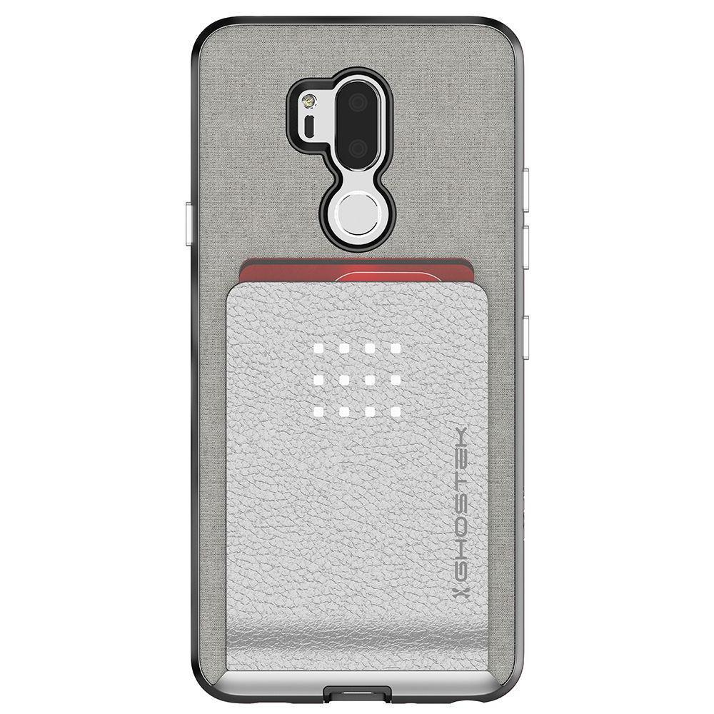 LG G7 ThinQ Case | EXEC Wallet Case with Credit Card Slot , LG G7 Thinq Cases , GHOSTEK - UVIYO