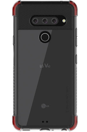 LG V40 ThinQ Clear Case | COVERT Fully Transparent Case , LG V40 ThinQ Case , GHOSTEK - UVIYO