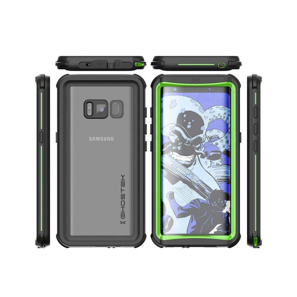 Galaxy S8+ PLUS Watertight Case | Ghostek NAUTICAL | UVIYO CASES , Galaxy S8 PLUS Cases , GHOSTEK - UVIYO