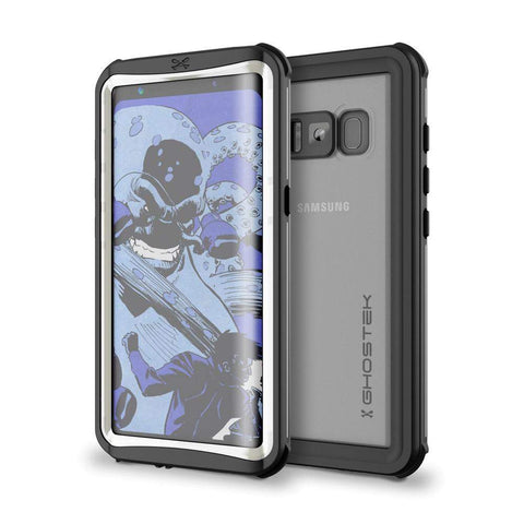 Galaxy S8 Watertight & Waterproof Case | Ghostek NAUTICAL , Galaxy S8 Cases - UVIYO
