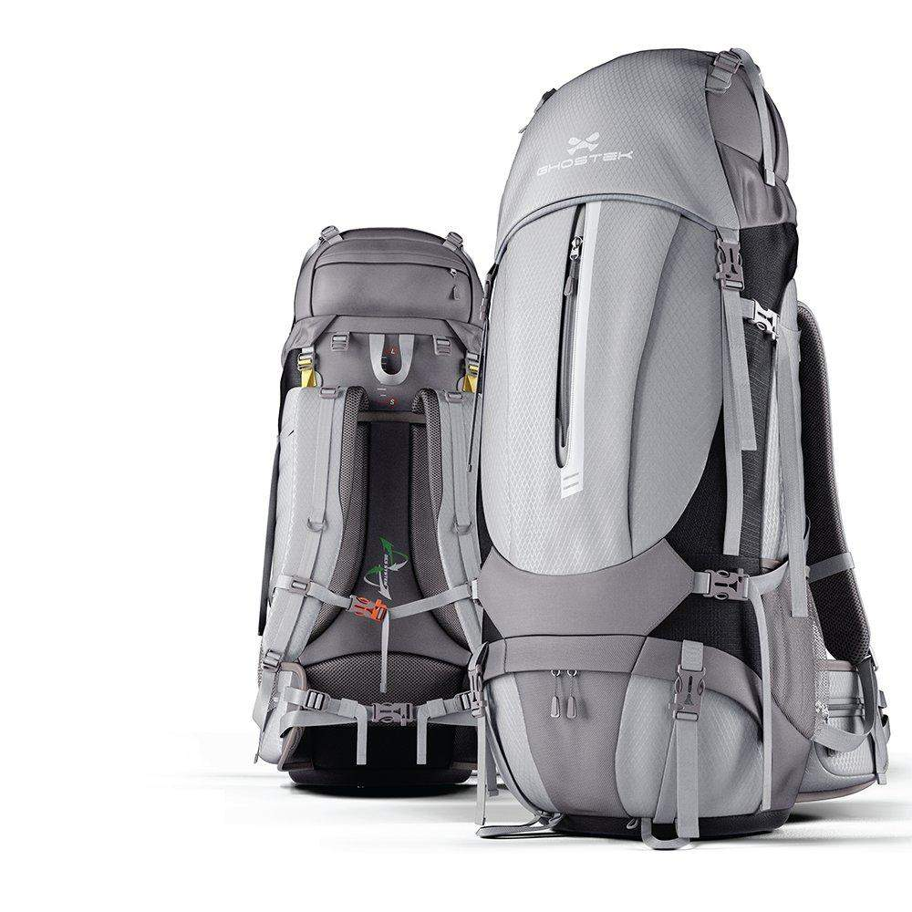 Outdoor Travel Backpack | Ghostek NRGCAMPER Camping Gear w/ built-in Battery | NOMADIC LIFESTYLE , BackPack , GHOSTEK - UVIYO