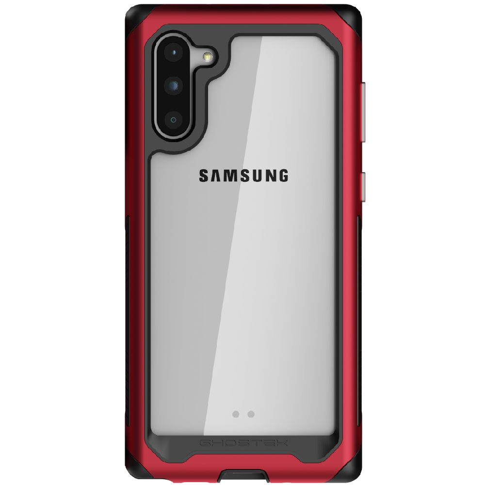 Galaxy NOTE 10 Case | SHOCKPROOF ALUMINIUM ATOMIC SLIM 3 CASE , Galaxy Note 10 Cases , GHOSTEK - UVIYO