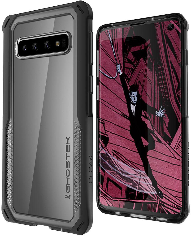 Galaxy S10 Shockproof Case | CLOAK Slim Case , Galaxy S10 Cases , GHOSTEK - UVIYO