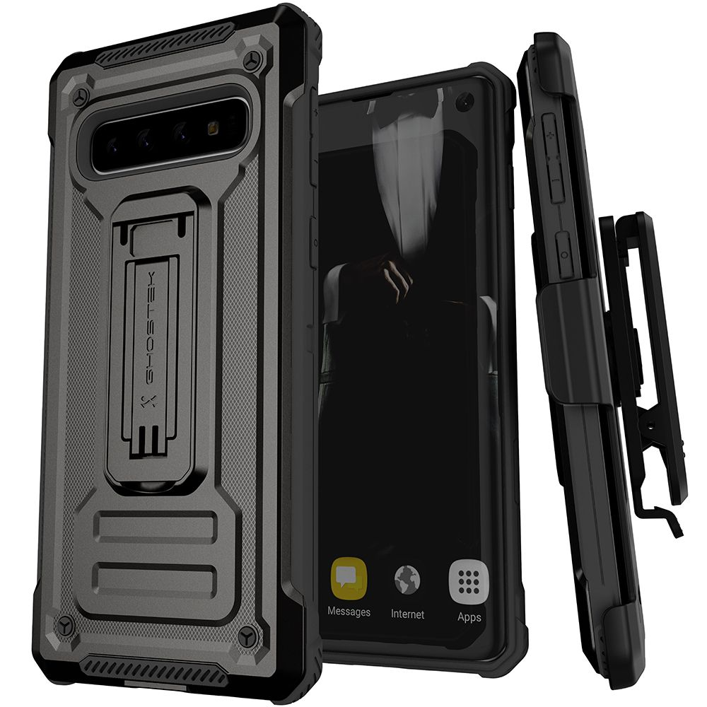 Galaxy S10 Case | IRON ARMOR 2 Case | UVIYO CASES , Galaxy S10 Cases , GHOSTEK - UVIYO