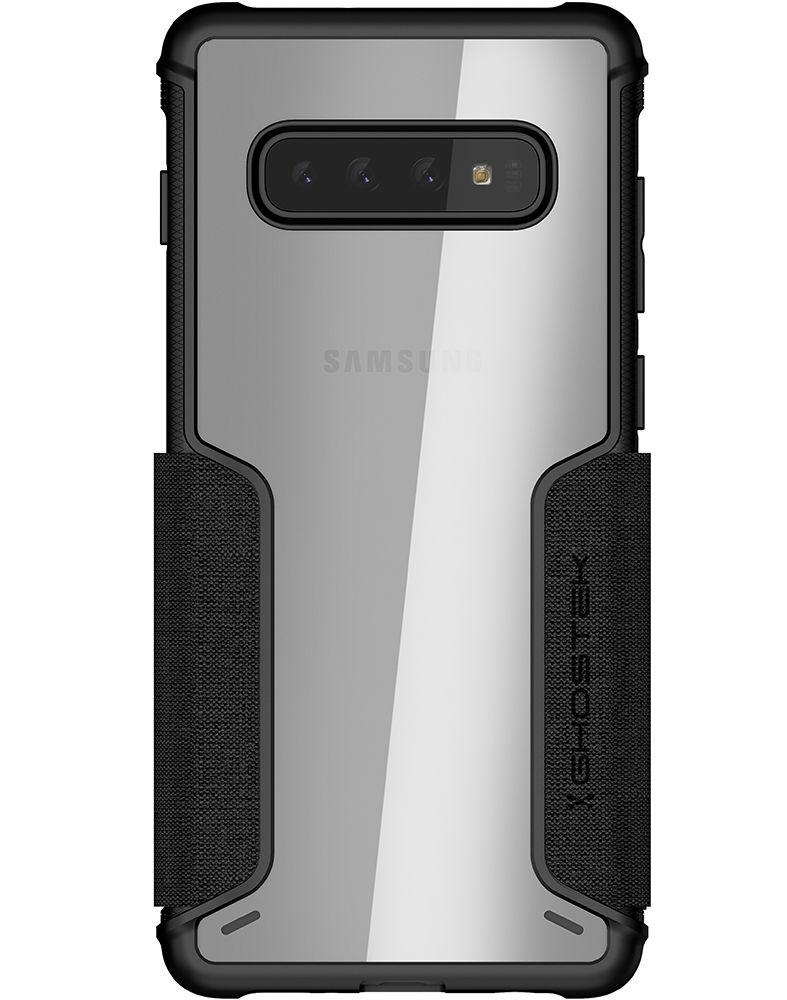 Galaxy S10+ PLUS Case | EXEC Wallet Case with Credit Card Slot , Galaxy S10 PLUS Cases , GHOSTEK - UVIYO
