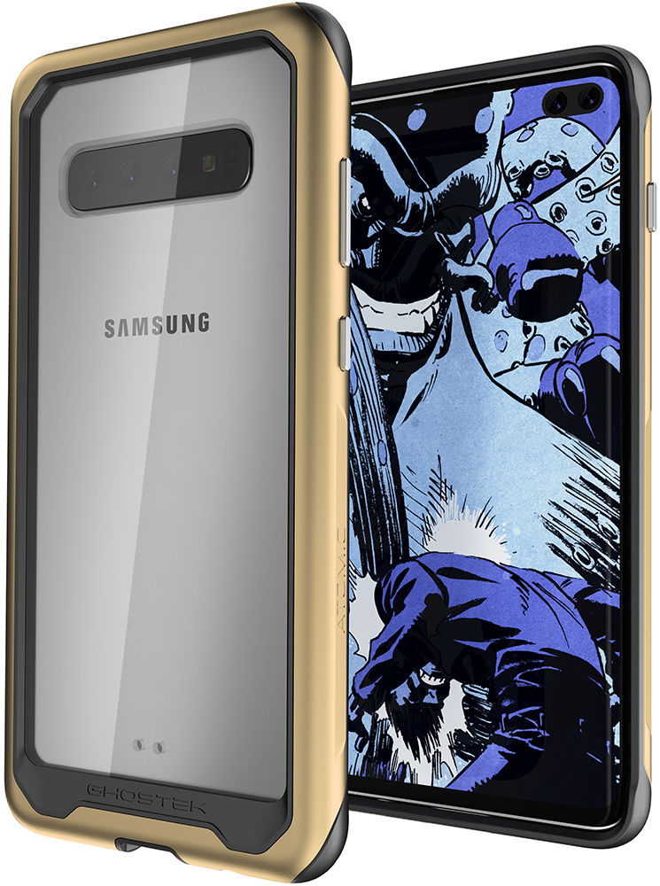 Galaxy S10 PLUS Aluminum Case | ATOMIC SLIM DropProof Case , Galaxy S10 PLUS Cases , GHOSTEK - UVIYO