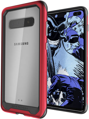Galaxy S10 PLUS Case | SHOCKPROOF ALUMINIUM ATOMIC SLIM CASE , Galaxy S10 PLUS Cases , GHOSTEK - UVIYO