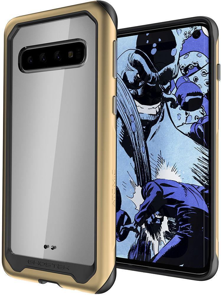 Galaxy S10 DropProof Case | ATOMIC SLIM , Galaxy S10 Cases , GHOSTEK - UVIYO
