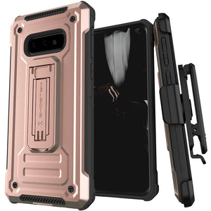 Galaxy S10e Case | Belt Clip Holster & Built-In Kickstand IRON ARMOR 2 Case | UVIYO CASES , Galaxy S10e Cases , GHOSTEK - UVIYO