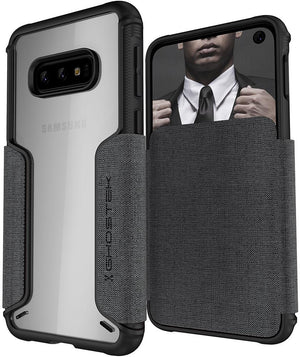 Galaxy S10e Case | EXEC Wallet Case with Credit Card Slot , Galaxy S10e Cases , GHOSTEK - UVIYO