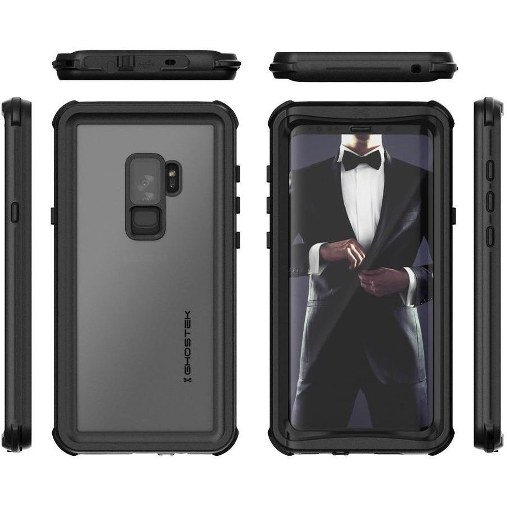 innovative design 4926f 2d47f Galaxy S9 PLUS Waterproof Case | NAUTICAL Full Body Case | UVIYO CASES
