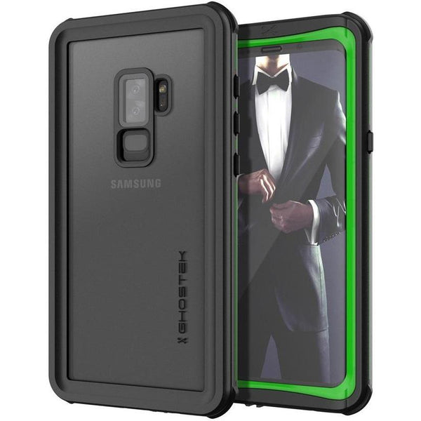 Galaxy S9 PLUS Waterproof Case | NAUTICAL Full Body Case | UVIYO CASES , Galaxy S9 PLUS Cases , GHOSTEK - UVIYO