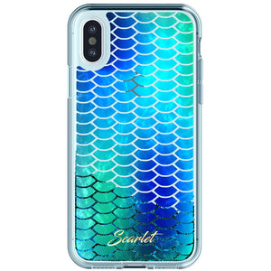 iPhone XS / X Case | Scarlet ARIEL | UVIYO CASES , iPhone XS Cases , SCARLET - UVIYO