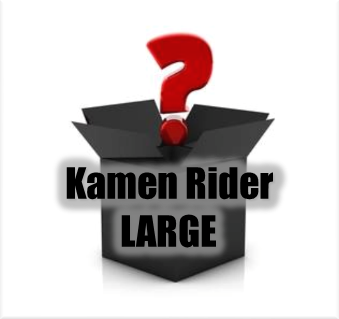 Blind Box - Kamen Rider (Large)