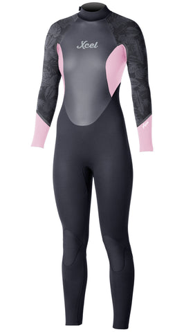 XCEL Womens AXIS 3/2 Fullsuit