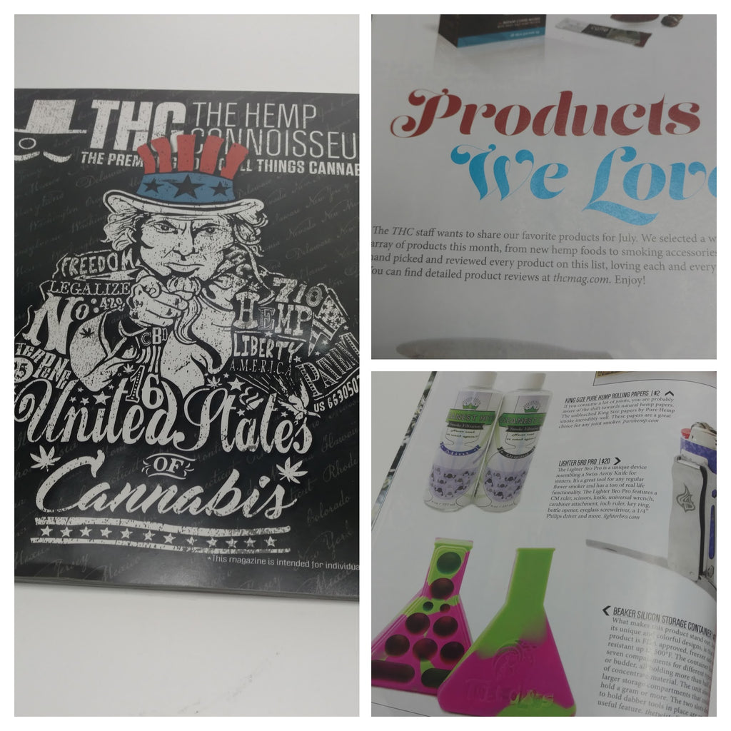 THC Magazine Products We Love