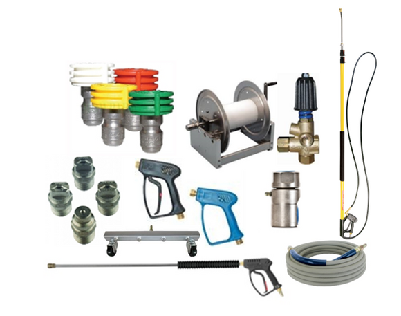 Pressure Washer Accessories & Attachments