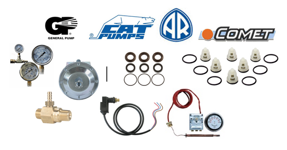 Pressure Washer Repair Kits & Parts