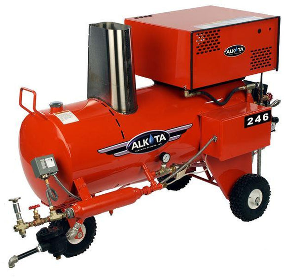 Alkota 246  Dry Steam Generator - Clean Quip