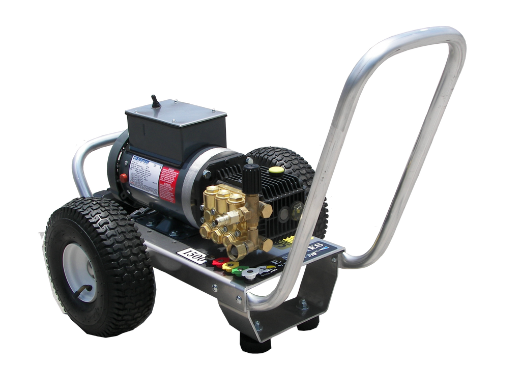 Pressure washer electric direct drive 3500psi 10hp 230v for Pressure washer pump electric motor