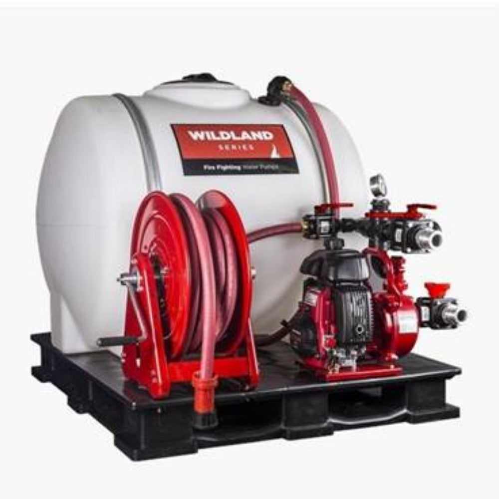 "BE Pressure 1.5"" Wildland Series Skid Unit"