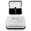 Ornate Key Necklace & Personalised Box