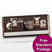 Affection Art Grandma Personalised Milk Chocolate Bar