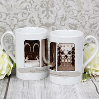 Affection Art Mum Personalised Slim Mug