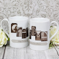 Affection Art Grandma Personalised Slim Mug