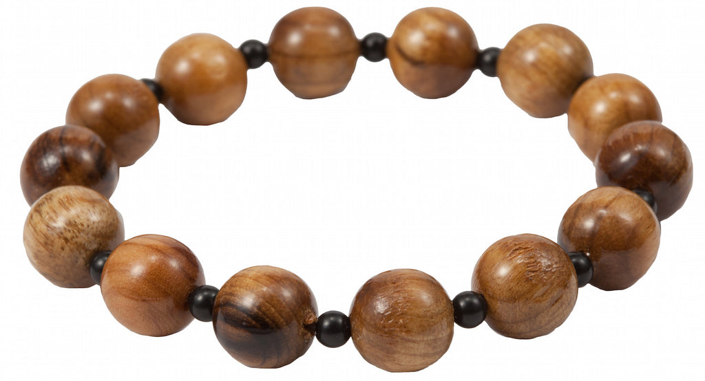 image beads natural chakra bracelet product bead products colors wooden stone with woodyou