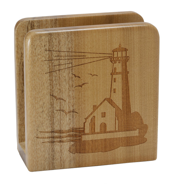 Lighthouse Square Napkin Holder