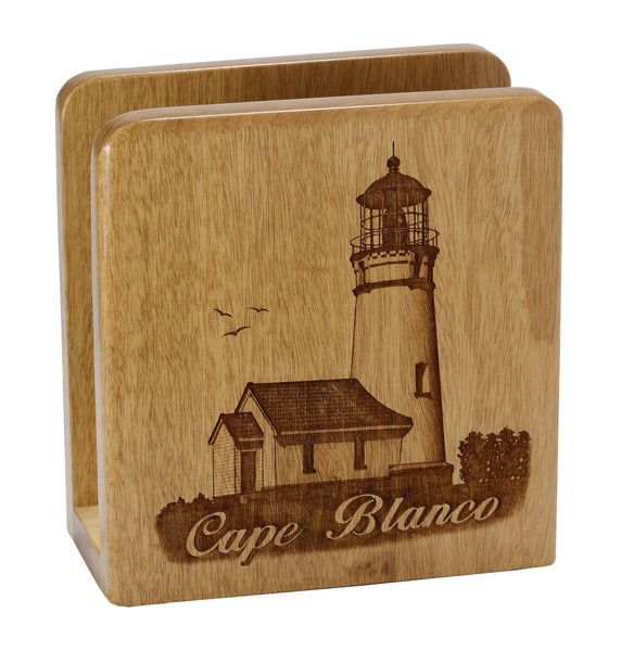 Cape Blanco Square Napkin Holder