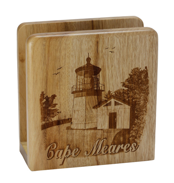 Cape Meares Square Napkin Holder