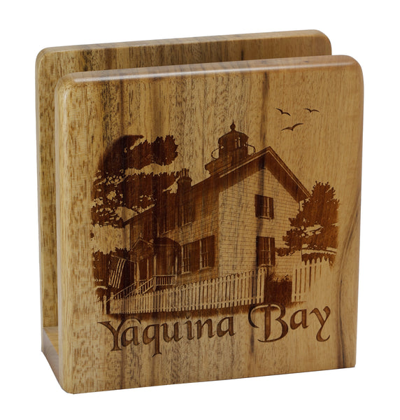 Yaquina Bay Square Napkin Holder