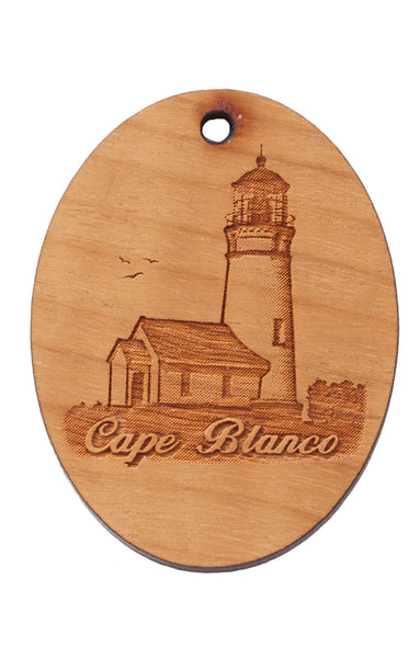 Cape Blanco Keychain or Magnet
