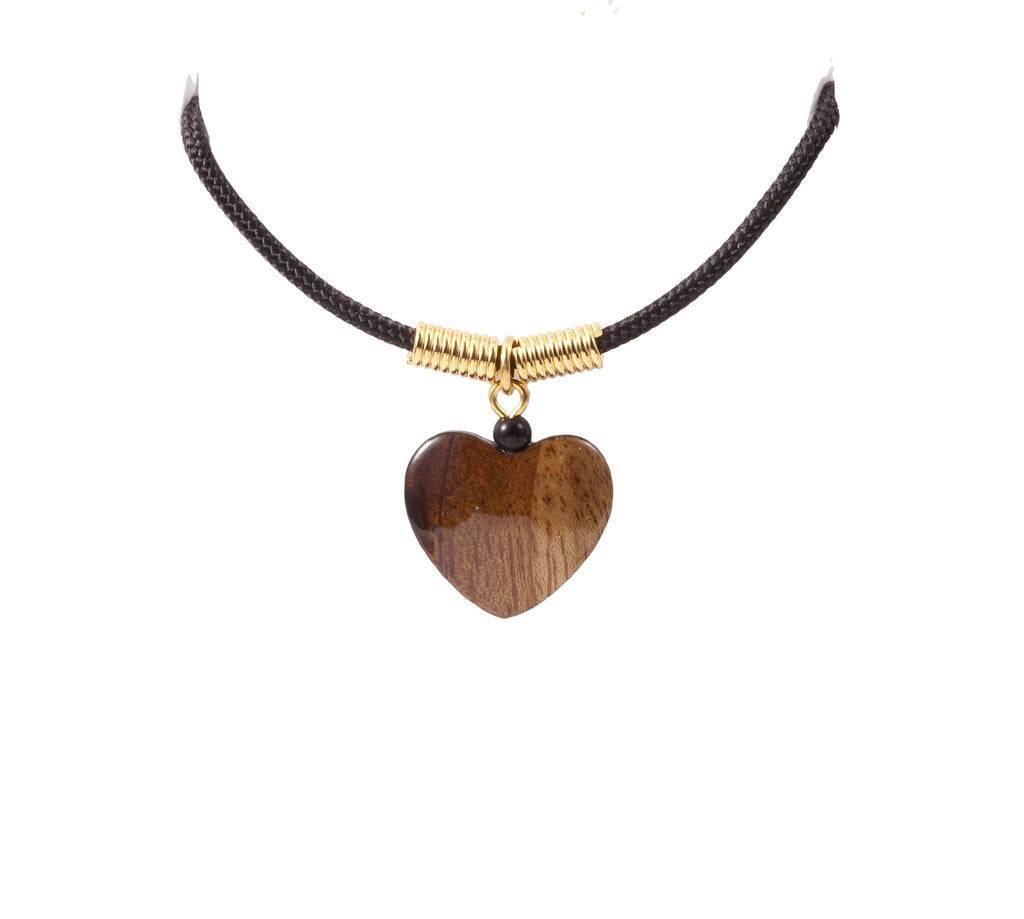 Heartwood Necklace