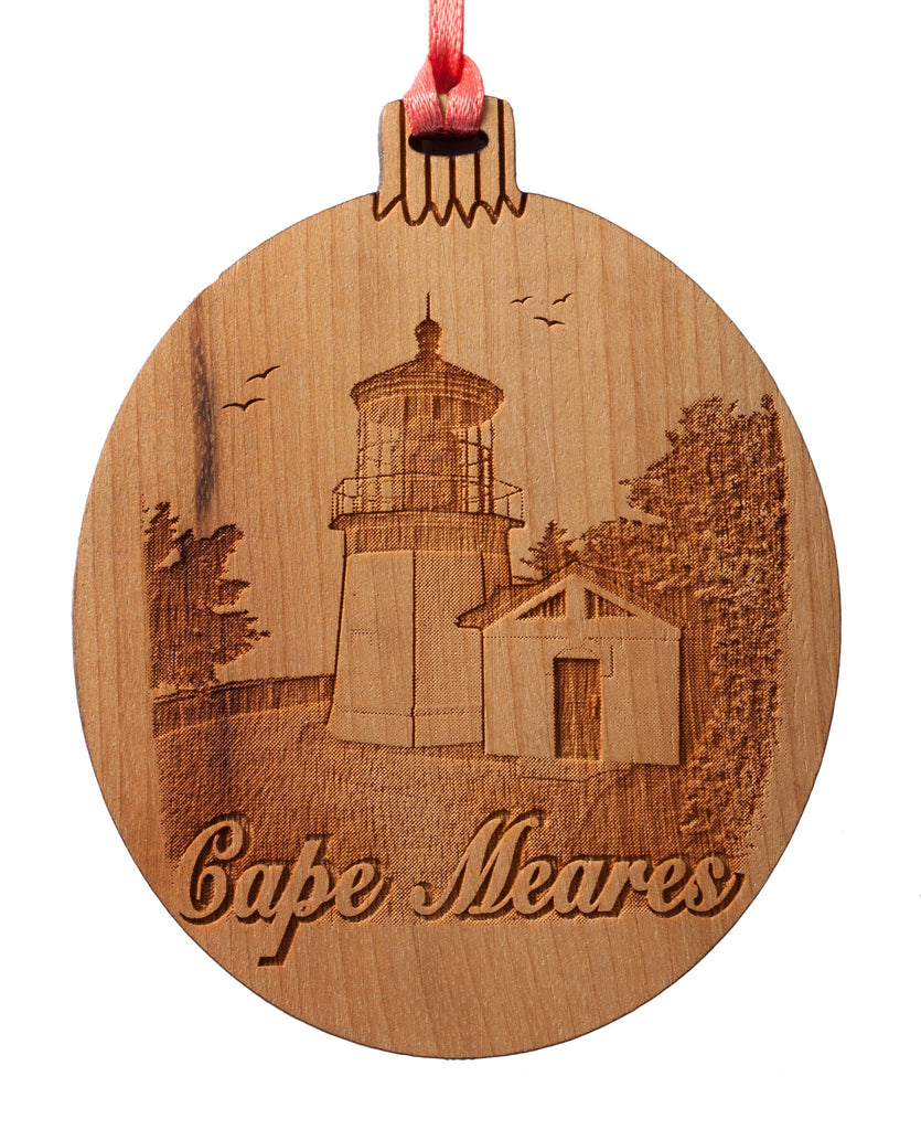 Cape Meares Ornament