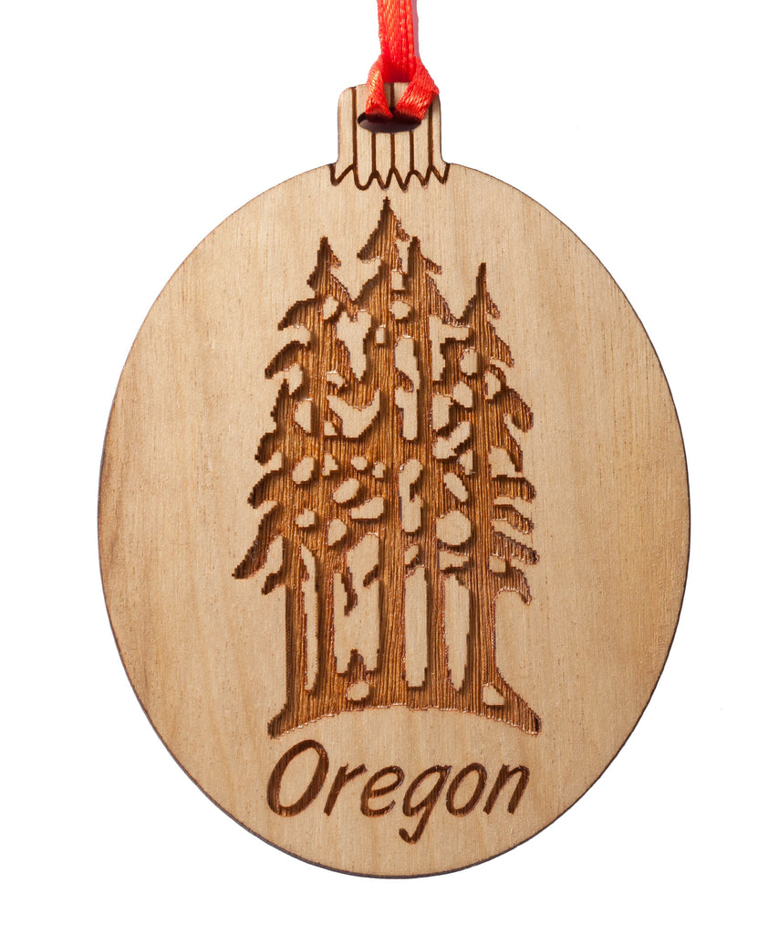 Oregon Fir Ornament