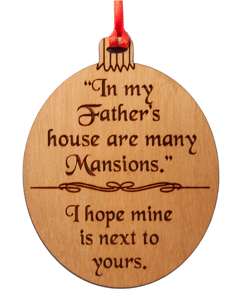 Father's House Ornament