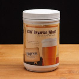 Briess CBW® Bavarian Wheat Liquid Malt Extract - 3.3 Pound - Barley & Vine