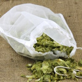 Nylon Hop Boiling Bag with Tie String - Barley & Vine