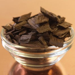 American Dark (Heavy) Toast Oak Chips - Barley & Vine