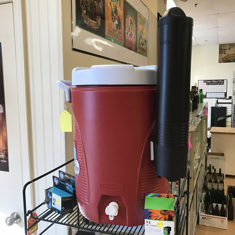 5 Gallon cooler