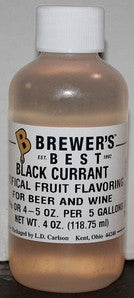 Black Currant Flavoring Extract - Barley & Vine