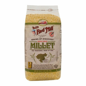 Bob's Red Mill® Hulled Millet, 1 Pound - Barley & Vine