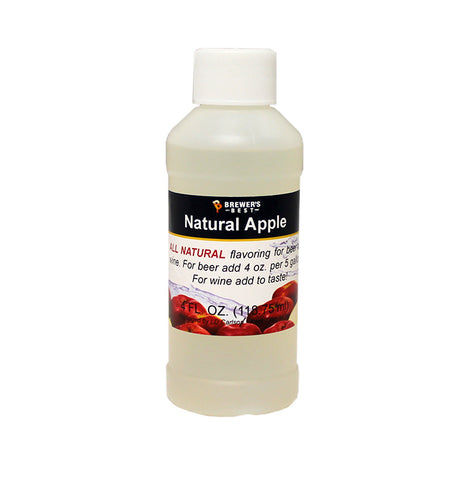 Apple Flavoring Extract, Natural - Barley & Vine