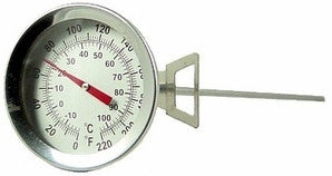 Big Daddy Dial Thermometer - Barley & Vine