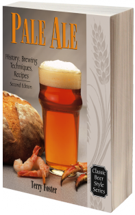 Pale Ale (second edition) by Terry Foster - Barley & Vine