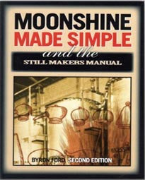 Moonshine Made Simple and the Still Maker's Manual [Book] - Barley & Vine