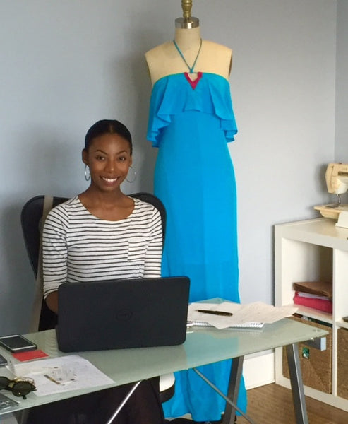 Say Hello to Isy B.'s First Caymanian Fashion Intern